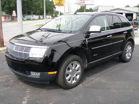 2009 Lincoln MKX for sale at Autoworks in Mishawaka IN