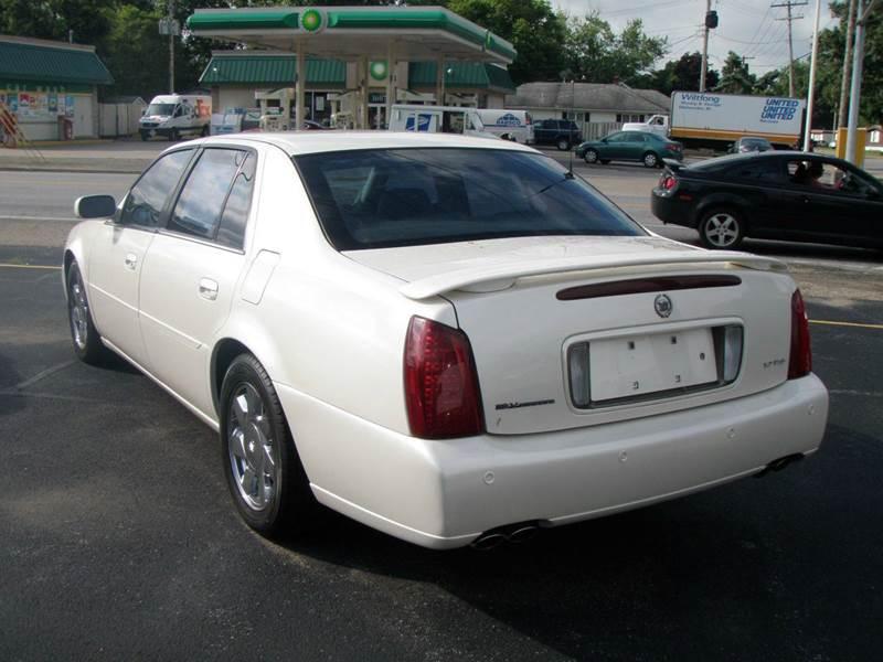 2001 Cadillac Deville Dts 4dr Sedan In Mishawaka In Autoworks