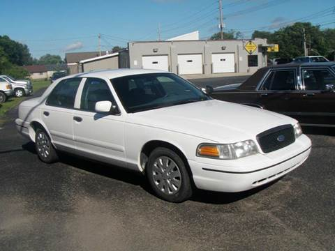 2001 Ford Crown Victoria for sale at Autoworks in Mishawaka IN
