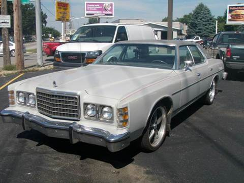 1977 Ford LTD Crown Victoria for sale at Autoworks in Mishawaka IN