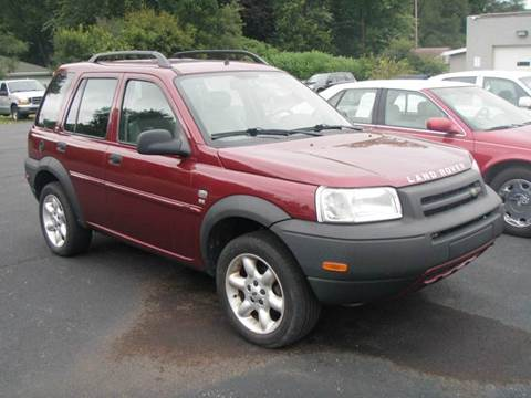 2003 Land Rover Freelander for sale at Autoworks in Mishawaka IN