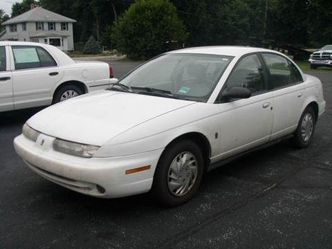 1999 Saturn S-Series for sale at Autoworks in Mishawaka IN