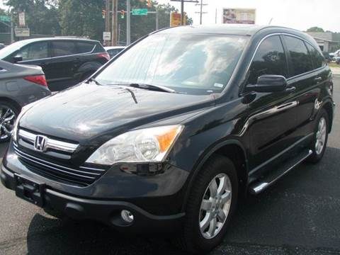 2007 Honda CR-V for sale at Autoworks in Mishawaka IN