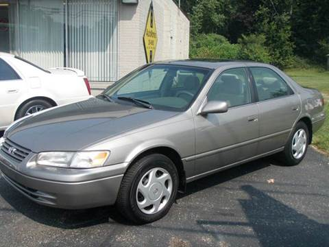 1997 Toyota Camry for sale at Autoworks in Mishawaka IN