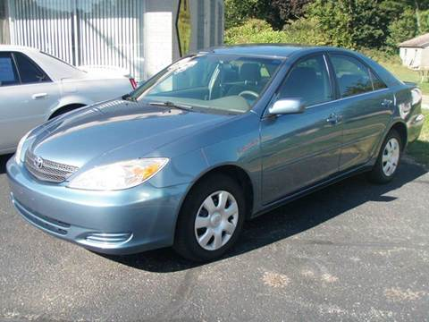 2004 Toyota Camry for sale at Autoworks in Mishawaka IN
