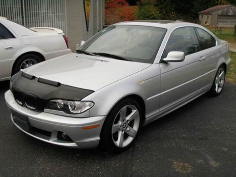 2004 BMW 3 Series for sale at Autoworks in Mishawaka IN