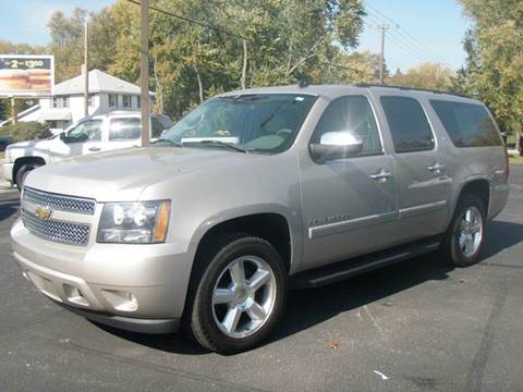2008 Chevrolet Suburban for sale at Autoworks in Mishawaka IN