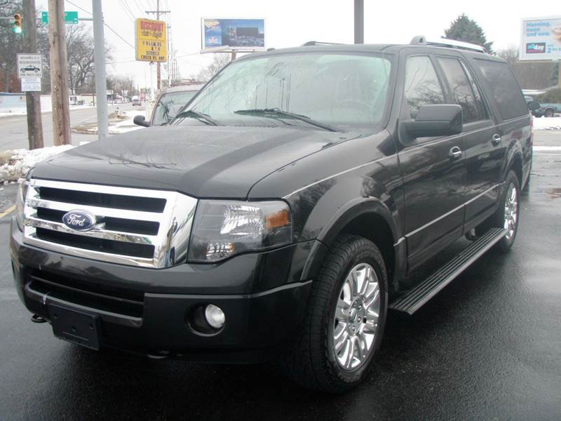 2011 expedition limited