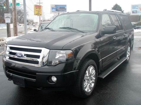 2011 Ford Expedition EL for sale at Autoworks in Mishawaka IN