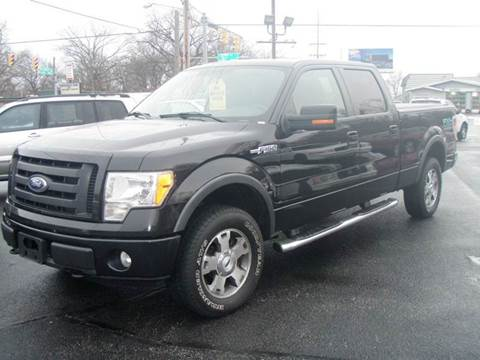 2010 Ford F-150 for sale at Autoworks in Mishawaka IN