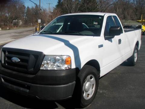 2006 Ford F-150 for sale at Autoworks in Mishawaka IN