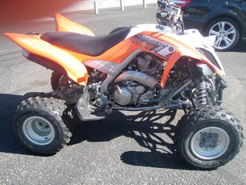 2014 Yamaha Raptor 700 FI In Mishawaka IN - Autoworks
