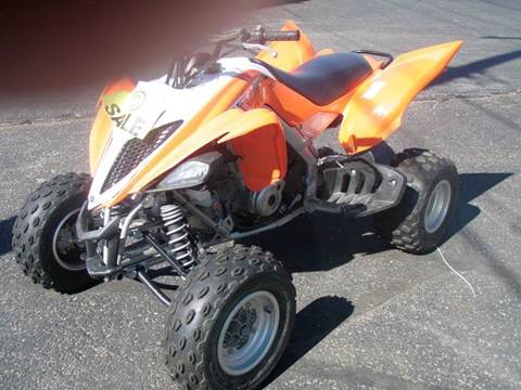 2014 Yamaha Raptor for sale at Autoworks in Mishawaka IN