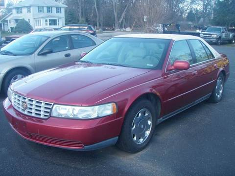 2000 Cadillac Seville for sale at Autoworks in Mishawaka IN