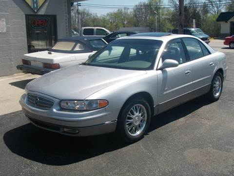 2000 Buick Regal for sale at Autoworks in Mishawaka IN