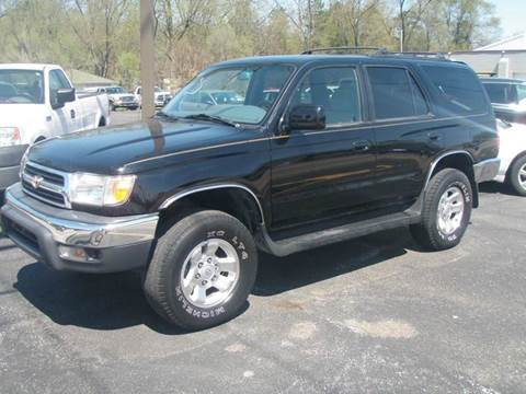 1999 Toyota 4Runner for sale at Autoworks in Mishawaka IN