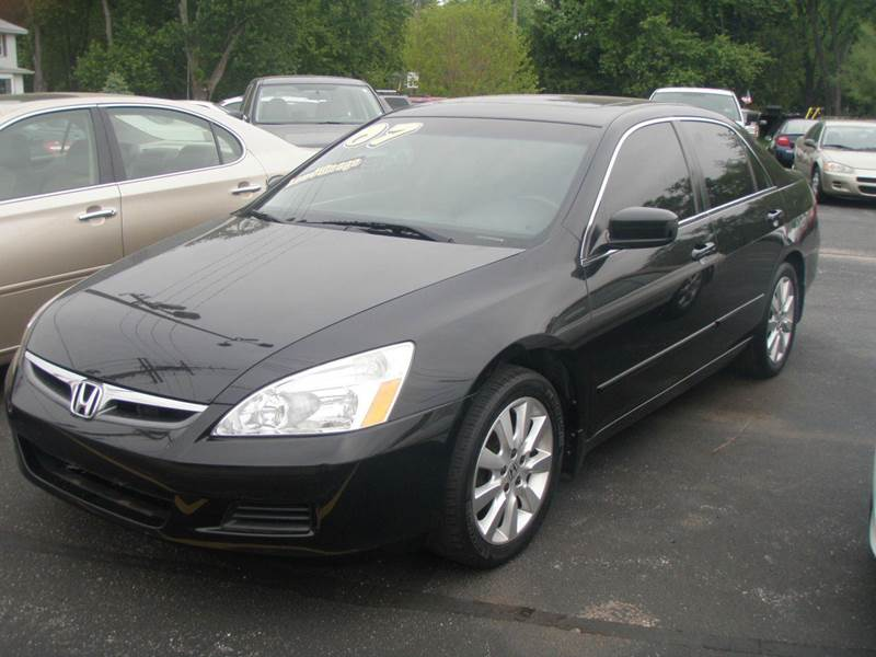 Superior 2007 Honda Accord EX L V 6 4dr Sedan (3L V6 5A)