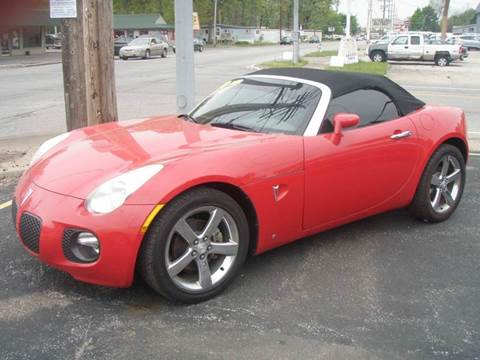 2007 Pontiac Solstice for sale at Autoworks in Mishawaka IN