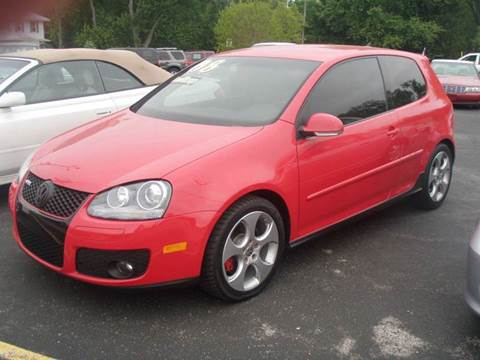 2008 Volkswagen GTI for sale at Autoworks in Mishawaka IN