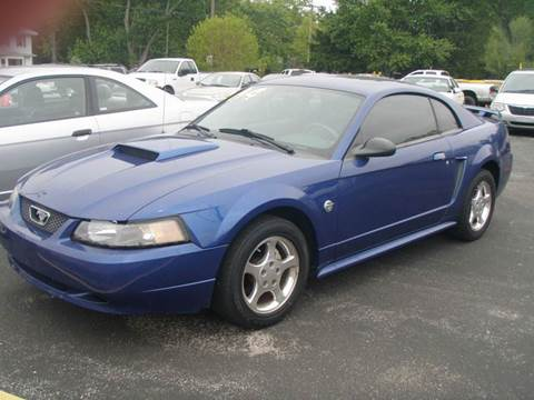 2004 Ford Mustang for sale at Autoworks in Mishawaka IN