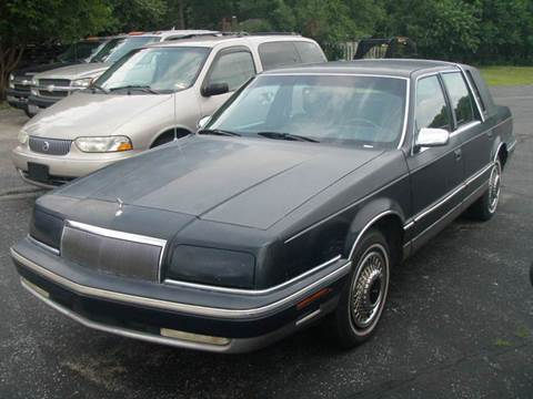 1992 Chrysler New Yorker for sale at Autoworks in Mishawaka IN