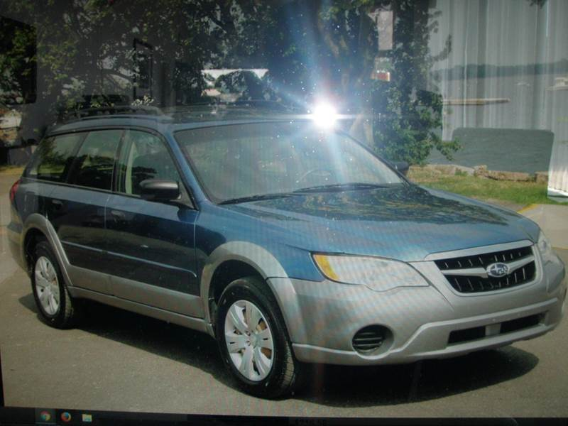 2008 subaru outback awd 4dr wagon 4a in mishawaka in. Black Bedroom Furniture Sets. Home Design Ideas