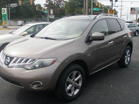 2009 Nissan Murano for sale at Autoworks in Mishawaka IN