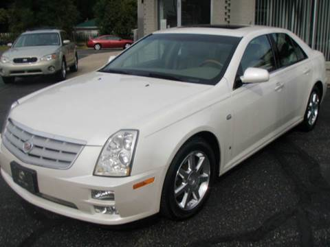 2006 Cadillac STS for sale at Autoworks in Mishawaka IN