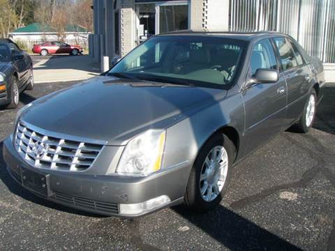 2008 Cadillac DTS for sale at Autoworks in Mishawaka IN
