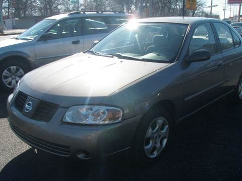 2005 Nissan Sentra for sale at Autoworks in Mishawaka IN
