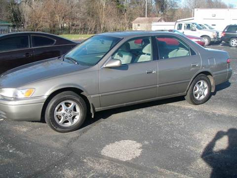1998 Toyota Camry for sale at Autoworks in Mishawaka IN