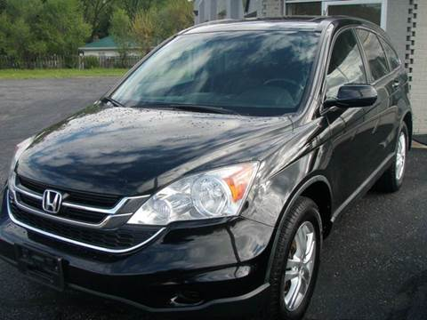 2010 Honda CR-V for sale at Autoworks in Mishawaka IN