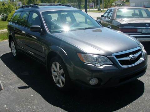 2008 Subaru Outback for sale at Autoworks in Mishawaka IN