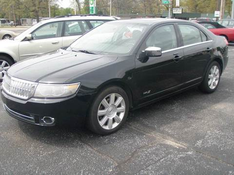 2009 Lincoln MKZ for sale at Autoworks in Mishawaka IN