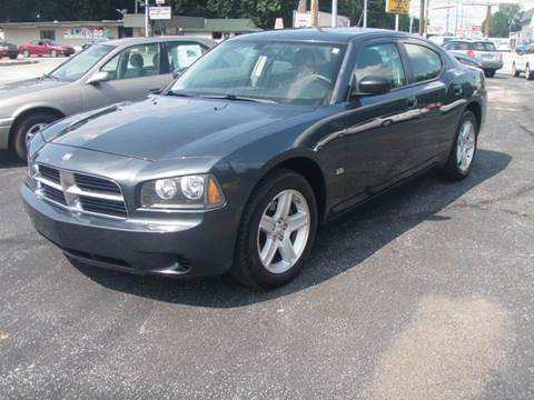 2008 Dodge Charger for sale at Autoworks in Mishawaka IN