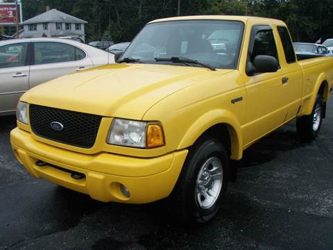 2003 Ford Ranger for sale at Autoworks in Mishawaka IN