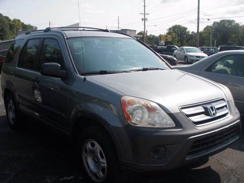 2006 Honda CR-V for sale at Autoworks in Mishawaka IN