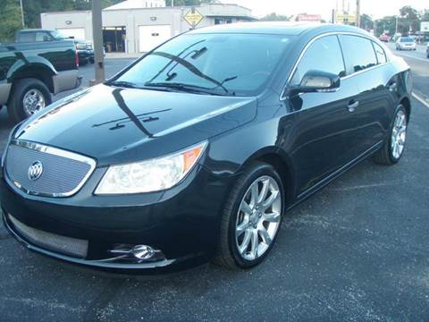 2010 Buick LaCrosse for sale at Autoworks in Mishawaka IN