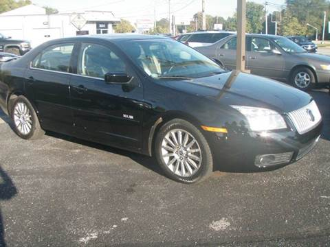 2008 Mercury Milan for sale at Autoworks in Mishawaka IN