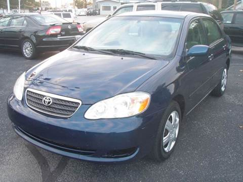 2006 Toyota Corolla for sale at Autoworks in Mishawaka IN