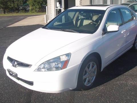 2003 Honda Accord for sale at Autoworks in Mishawaka IN
