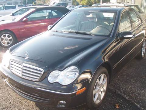 2007 Mercedes-Benz C-Class for sale at Autoworks in Mishawaka IN