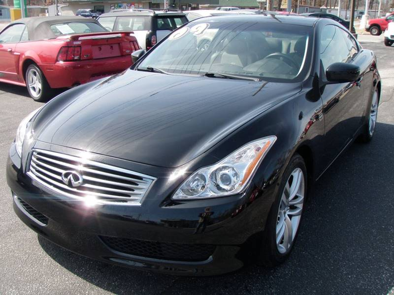 2009 Infiniti G37 Coupe Sport 2dr Coupe In Mishawaka IN