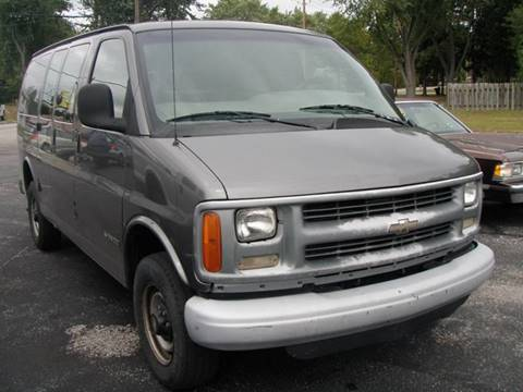 2000 Chevrolet Express Cargo for sale in Mishawaka, IN