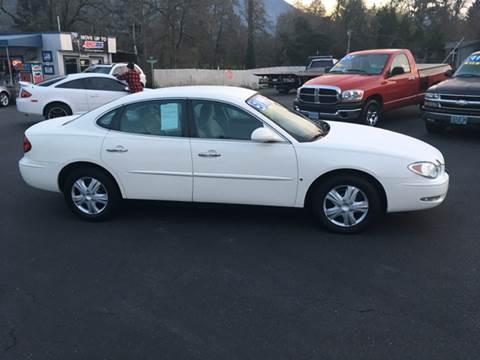 2006 Buick Lacrosse For Sale In Oregon Carsforsale Com
