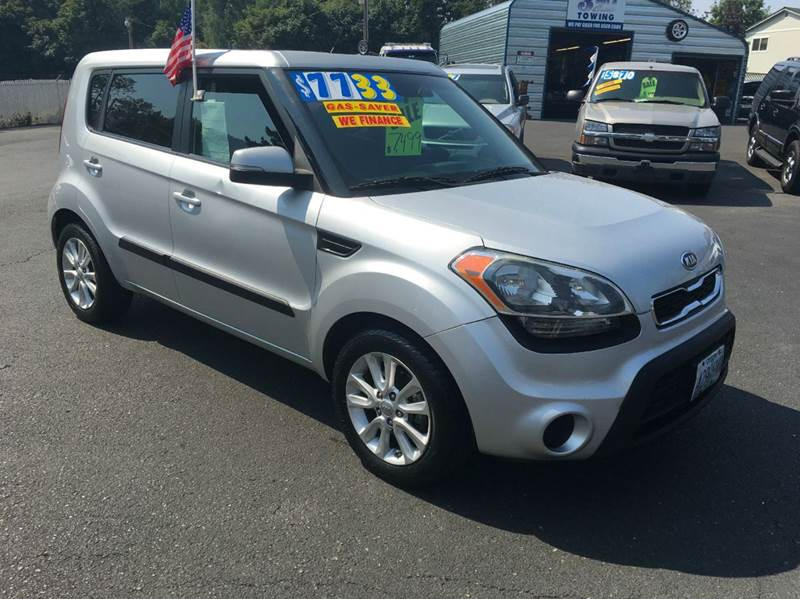 2012 Kia Soul + 4dr Wagon 6A   Grants Pass OR