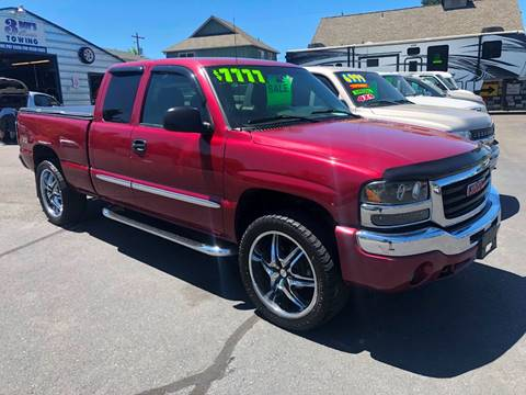 2004 GMC Sierra 1500 for sale in Grants Pass, OR