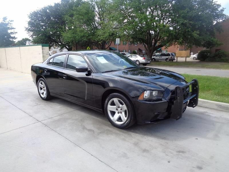 2012 Dodge Charger for sale at Military Auto Store in Camp Lejeune NC