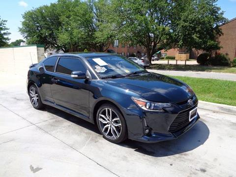 2015 Scion tC for sale at Military Auto Store in Camp Lejeune NC