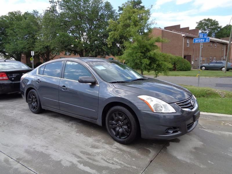 2010 Nissan Altima for sale at Military Auto Store in Camp Lejeune NC